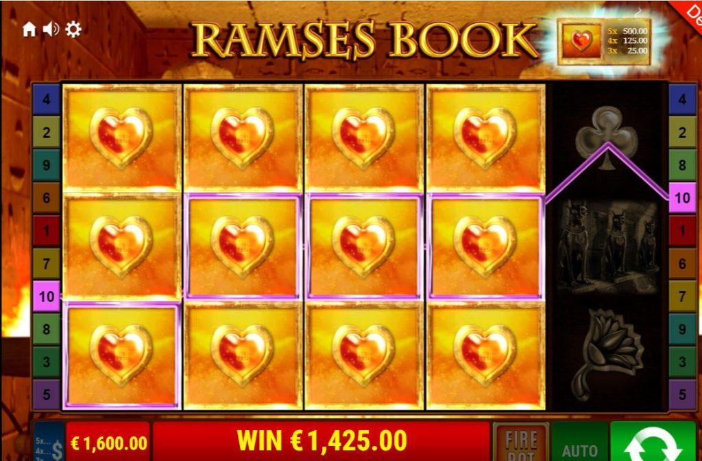 ramses book book of ra trick