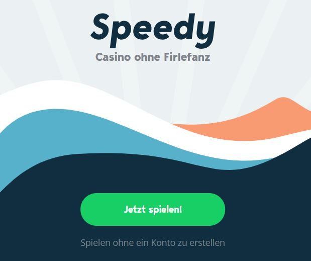 start speedy casino