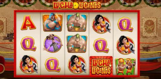 Lucha Legends Casino