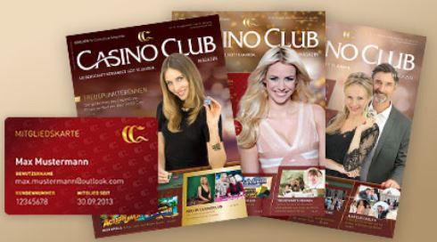 CasinoClub Zeitschrift