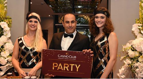 CasinoClub Event
