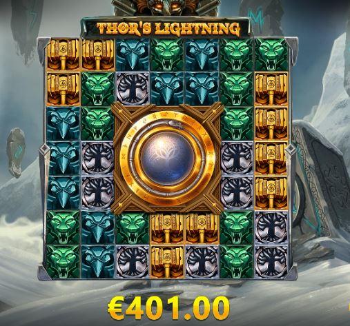 thors lightning free spins