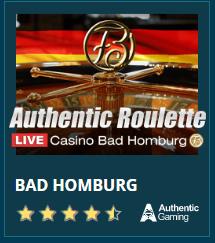 Platin Live Casino Bad Homburg