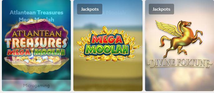 Scatters Jackpot-Slots