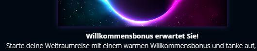 4StarsGames Casino Willkommensbonus