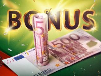 1000 € Casino-Bonus