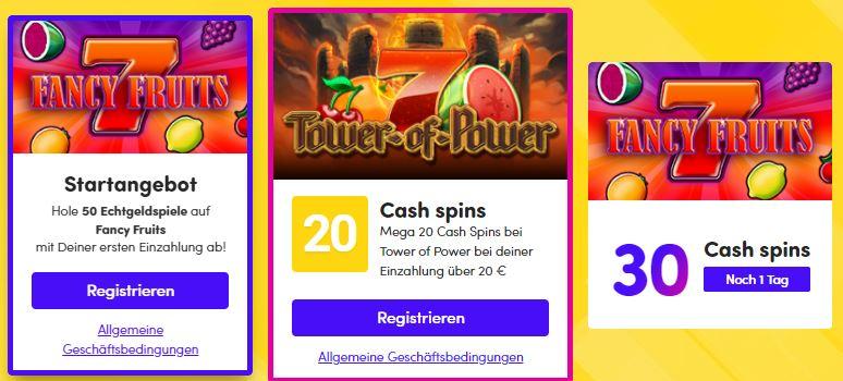 Hyperino Casino Bonus Freispiele