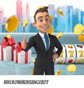 PlayJango Willkommensbonus