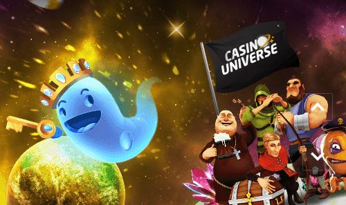 Casino Universum spielen