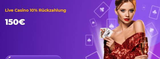 Live Casino Campaign Cadabrus