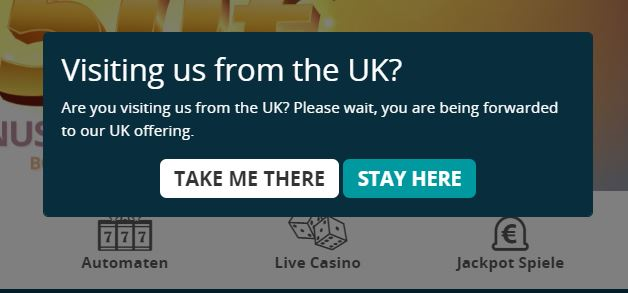 Platin Casino UK