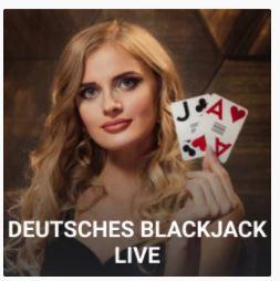 Live Blackjack Deutsch
