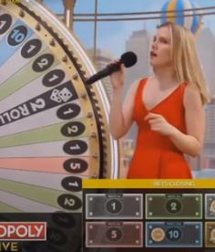 Monopoly Live Glücksrad
