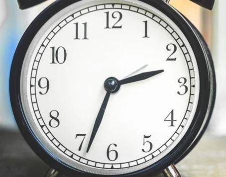 Uhr Symolbild