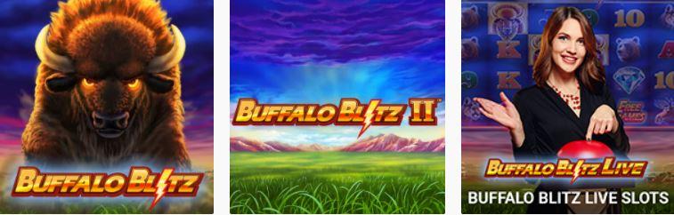Buffalo Blitz Spiele