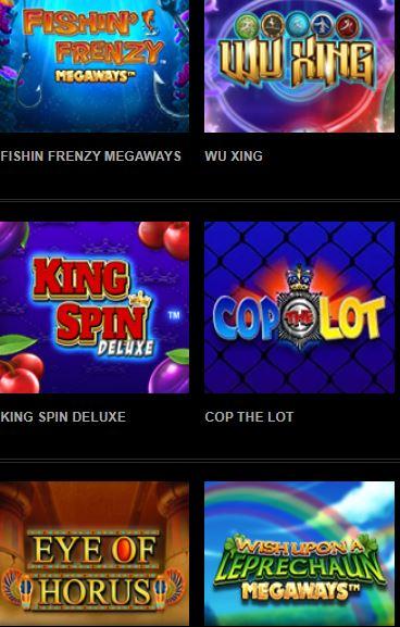 Mr Vegas Merkur Slots