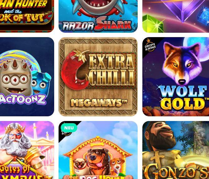 Spinurai Casino Slots